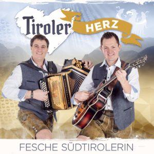 Fesche Südtirolerin